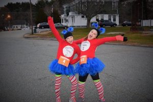 thing 1 thing 2 race